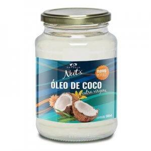 Óleo de Coco Extra Virgem - 500ml (Empório Nuts)