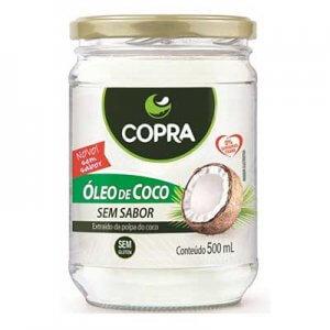 Óleo De Coco Sem Sabor 500ml (Copra)