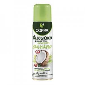 Óleo De Coco e Palma - Spray 141g (Copra)