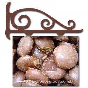 Pão de Mel Coberto com Chocolate (Granel - Preço/100g)
