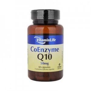 CoEnzyme Q10 50mg - 60 Cápsulas (VitaminLife)