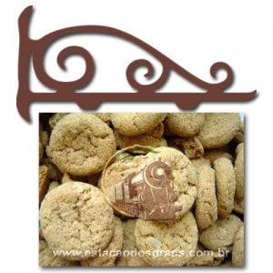 Cookies Banana e Aveia (Granel - Preço/100g)