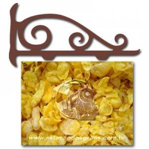 Corn Flakes - Flocos de Milho sem Açúcar (Granel - Preço/100g)