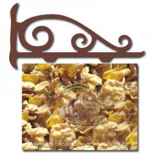 Corn Honey - Flocos de Milho Açucarados Sabor Mel (Granel - Preço/100g)