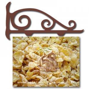 Corn Sugar - Flocos de Milho com Açúcar (Granel - Preço/100g)