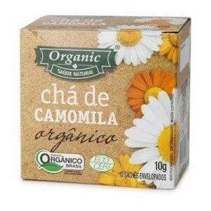 Chá de Camomila Orgânico 10g (Organic)