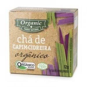 Chá de Capim-Cidreira Orgânico 12g (Organic)