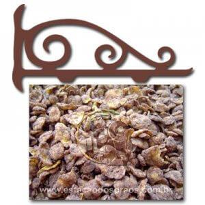 Choco Corn - Flocos de Milho Com Açúcar Sabor Chocolate (Granel - Preço/100g)