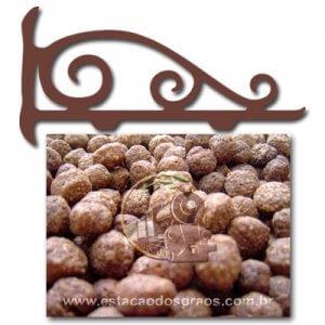 Chocoboll - Bolinhas de Milho, Trigo e Aveia com Chocolate (Granel - Preço/100g)
