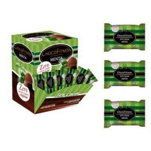 Chocolate ChocoFitness 54% Cacau - Menta 5g - 3 unidades (Genevy)