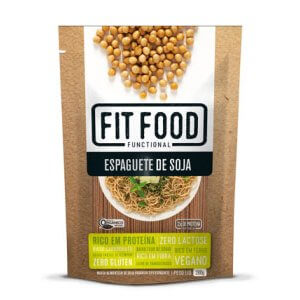 Espaguete de Soja 200g (Fit Food)