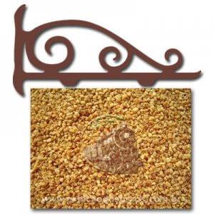 Alho Frito (Granel - Preço/100g)