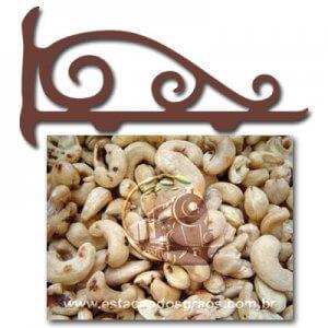 Castanha de Caju W1 Crua (Granel - Preço/100g)