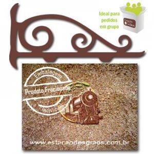 Fibra - Farelo de Trigo Tostado (Fracionado - Embalagem 200g)