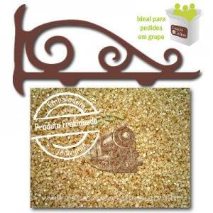 Açúcar Orgânico Demerara (Fracionado - Embalagem 200g)