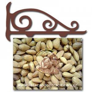 Amêndoa Crua (Granel - Preço/100g)