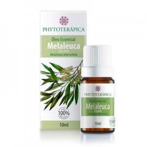 Óleo Essencial  Tea Tree - Melaleuca 10ml (Phytoterápica)