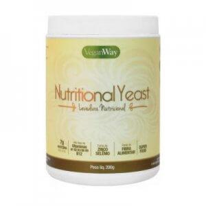 Levedura Nutricional - Nutricional Yeast  - 200g (VeganWay)