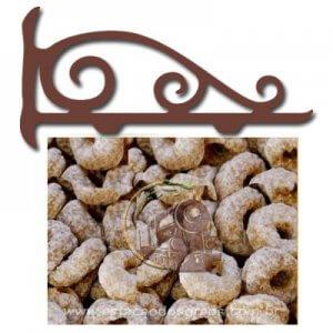 Cereal com Aveia, Maçã e Canela (Granel - Preço/100g)