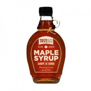 Maple Syrup -  Xarope de Bordo 250ml (Taste&Co)